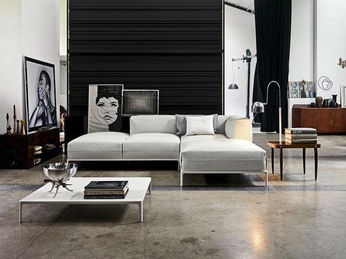 Divani designs idee per il design della casa for Divani da design