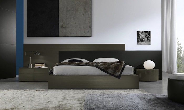 composizione 201 ? camera da letto - rafaschieri arredamenti - Design Camera Da Letto