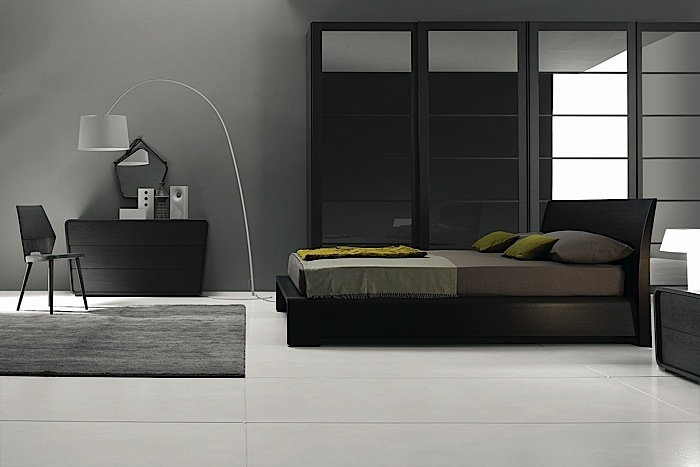 Awesome Composizione Camera Da Letto Contemporary - Design Trends ...