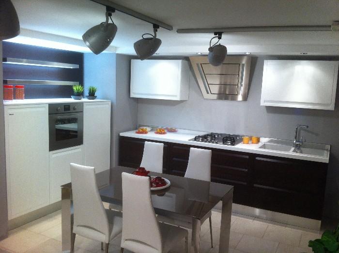 Cucina evelyn con elettrodomestici rafaschieri arredamenti - Cucina con elettrodomestici ...
