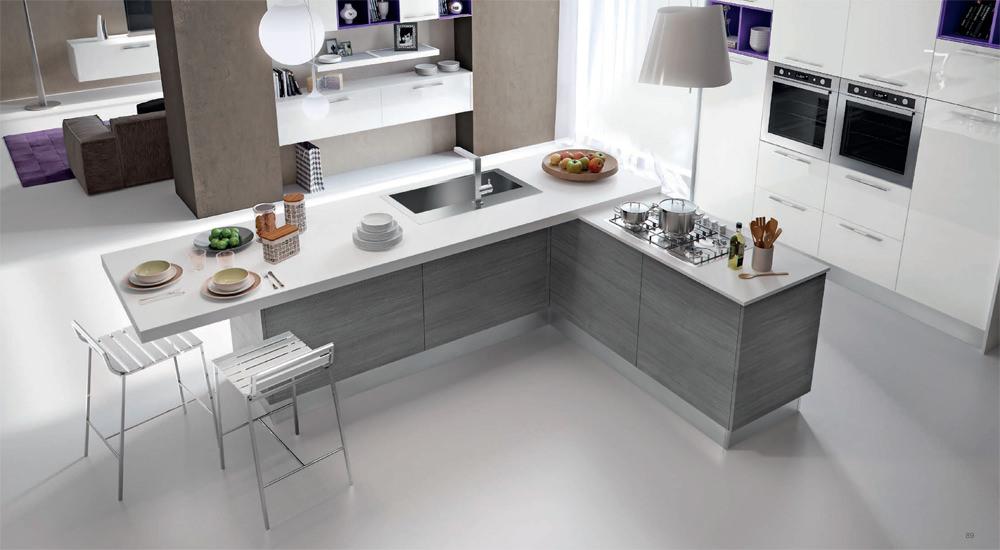 Le 4 tendenze d\'arredo in cucina più diffuse a Bari - Rafaschieri ...