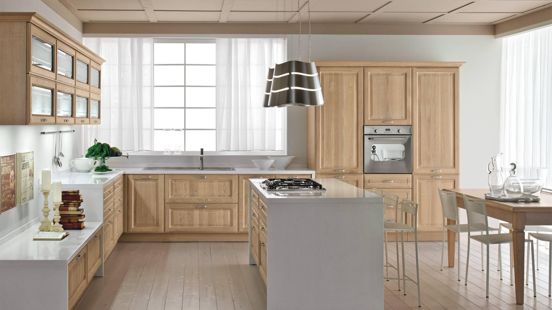 Le 4 tendenze d arredo in cucina pi diffuse a bari rafaschieri arredamenti - Tendenze cucine 2017 ...