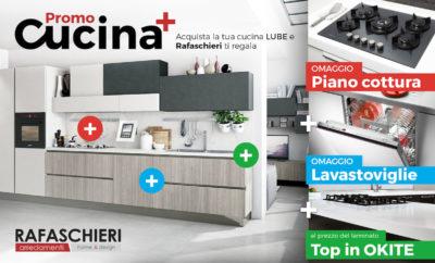 CUCINA + la Super Promozione che ti regala il piano cottura e la lavastoviglie, Scoprila!