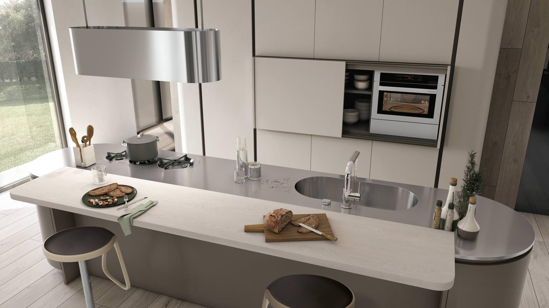 cucine-moderne-bari-collezione-lube-clover-neck-3 - Rafaschieri ...