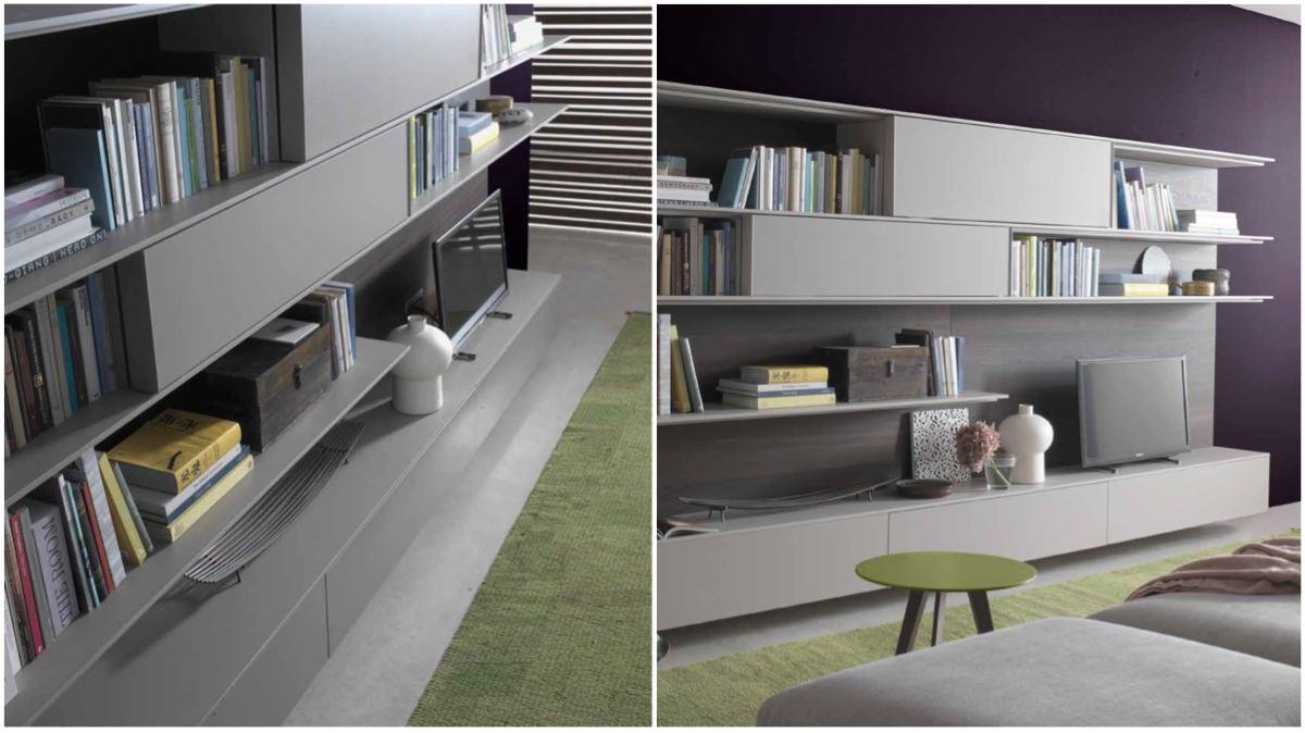 Jesse online un nuovo concetto di zona living dagli for Zona living design