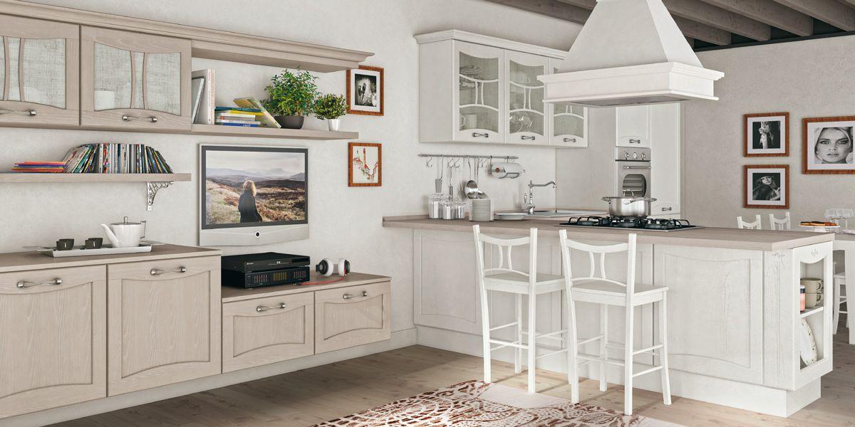 Cucina aurea di creo kitchens il classico il for Cucina contemporanea prezzi