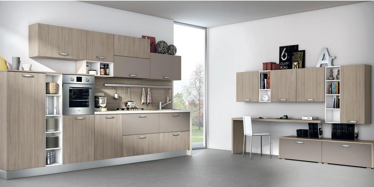 Top Cucina Creo Kitchens 'ALMA' - nuance calde e accoglienti, scopri l  IP17
