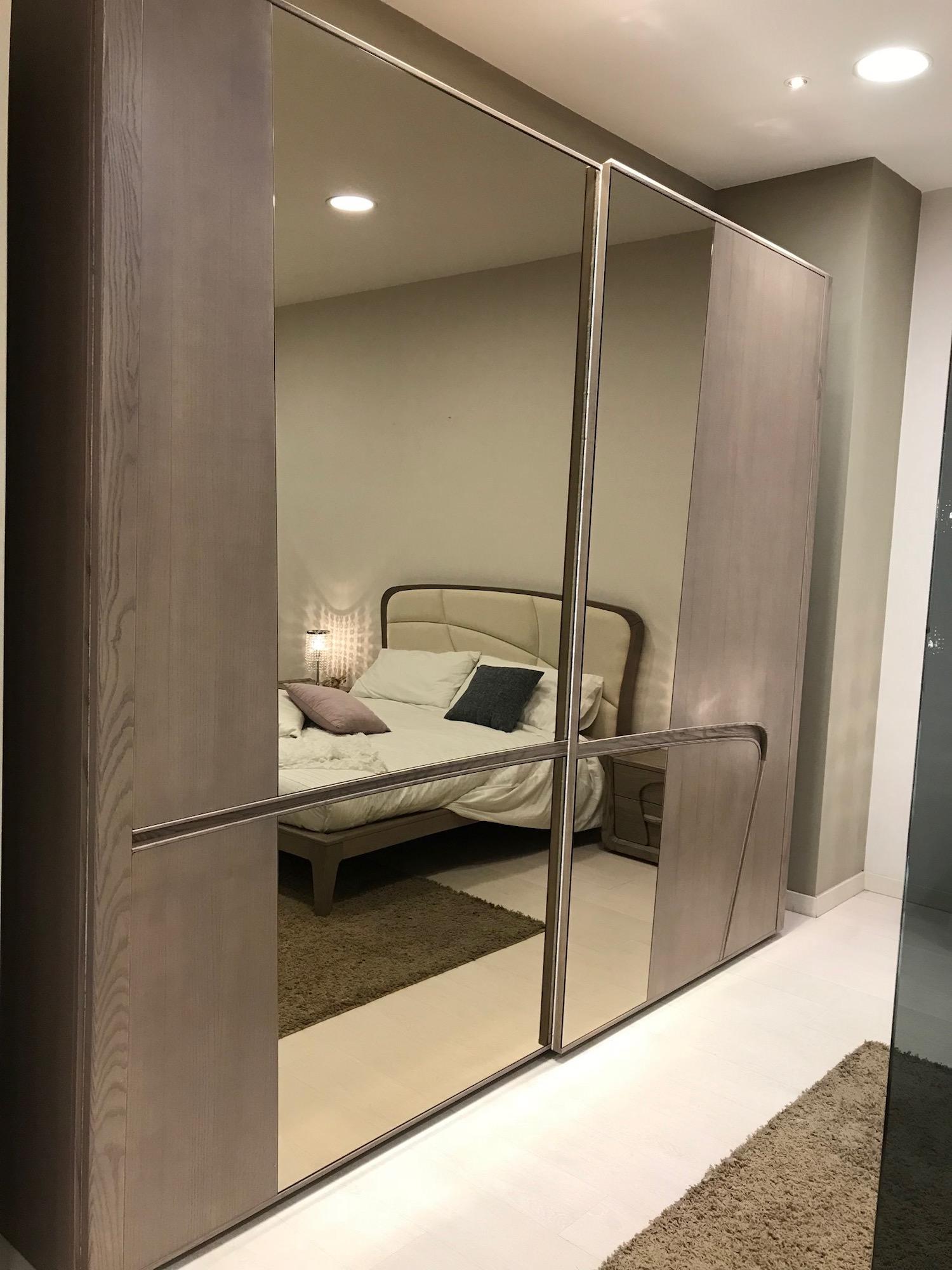 Camera da letto in legno fasolin rafaschieri arredamenti - Prezzo camera da letto ...