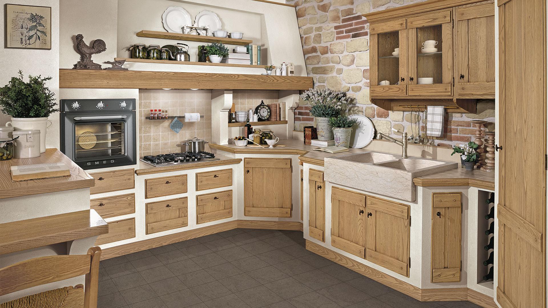 Cucina lube classica contemporanea anita 2 rafaschieri arredamenti - Cucina lube classica ...