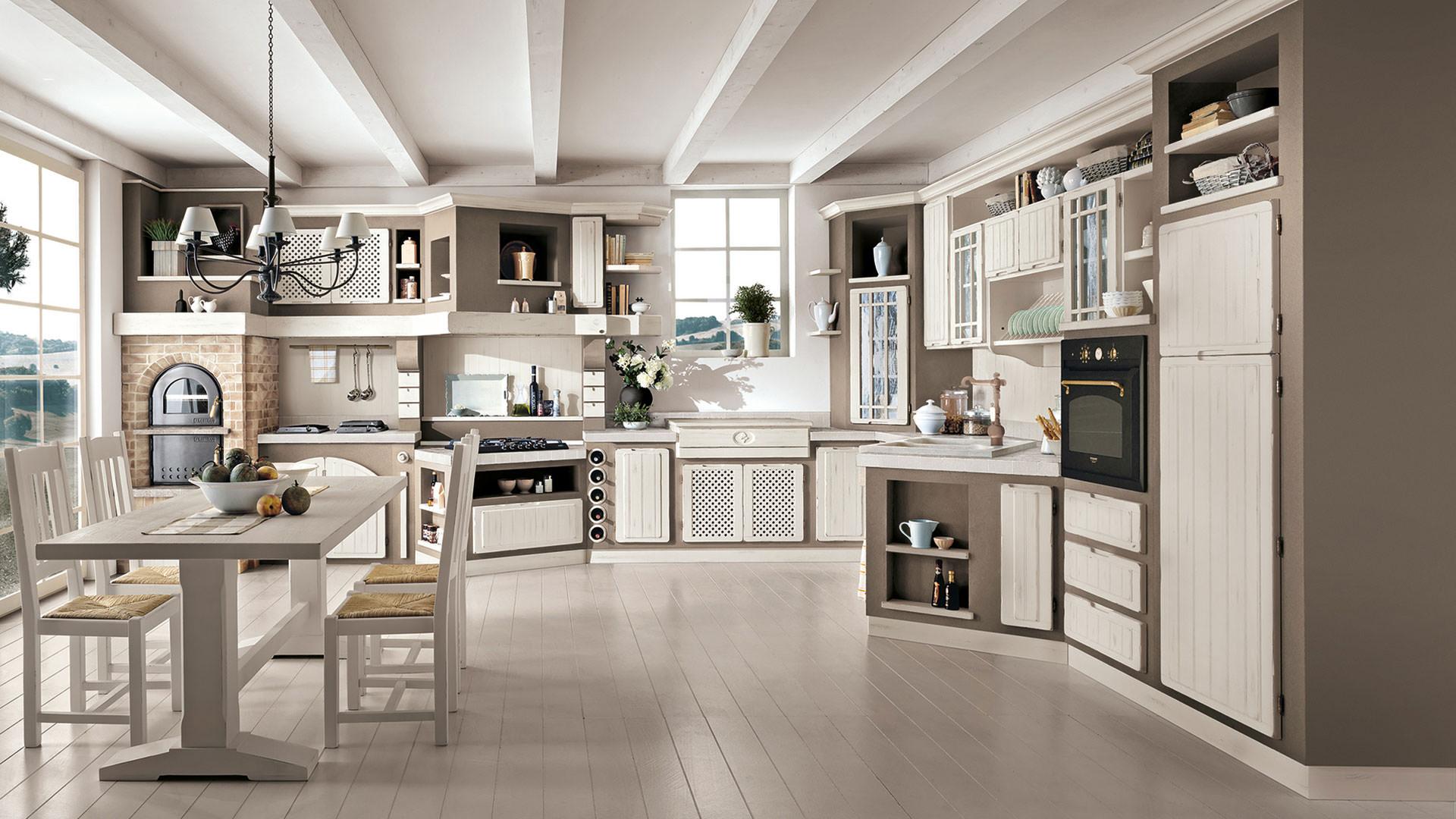 Cucina lube classica contemporanea elena 7 rafaschieri - Cucina classica contemporanea ...