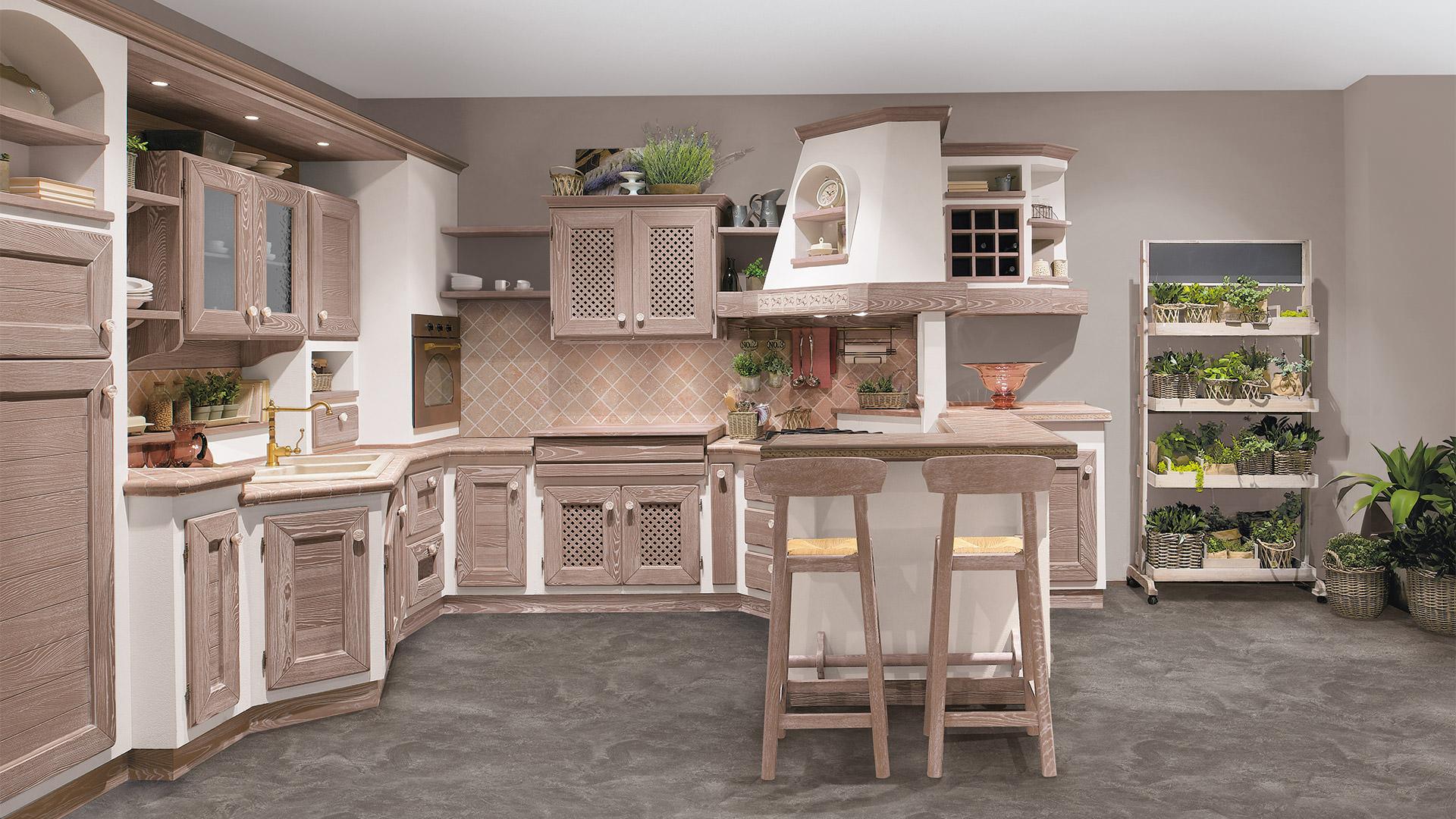 Stunning cucina lube classica ideas - Cucina classica contemporanea ...