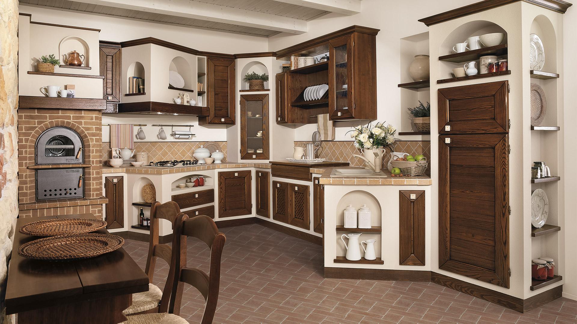 Cucina lube classica contemporanea luisa 2 rafaschieri arredamenti - Cucina lube classica ...