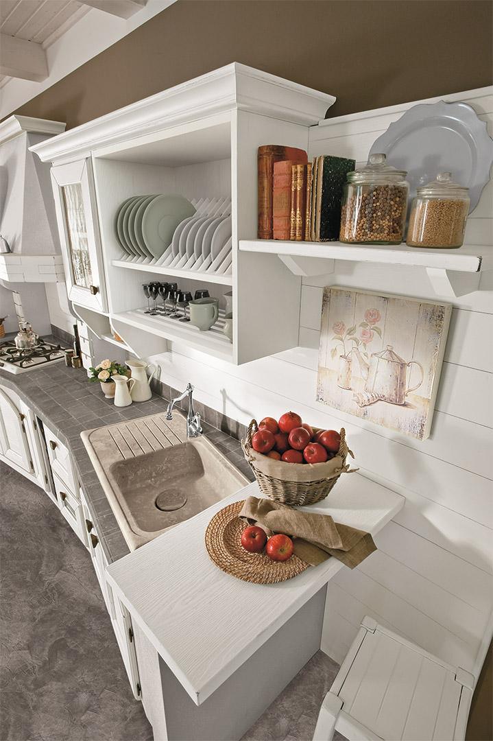 Cucina lube classica contemporanea luisa 8 rafaschieri for Cucina classica contemporanea