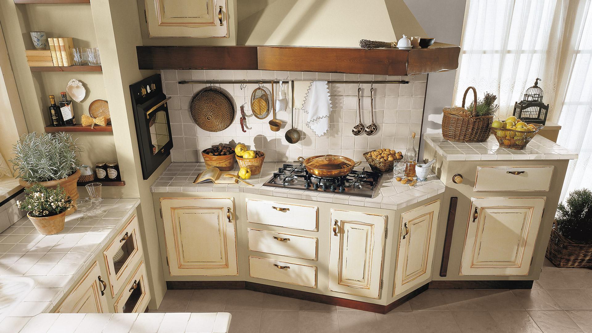 Cucina lube classica contemporanea onelia 2 rafaschieri arredamenti - Cucina classica contemporanea ...