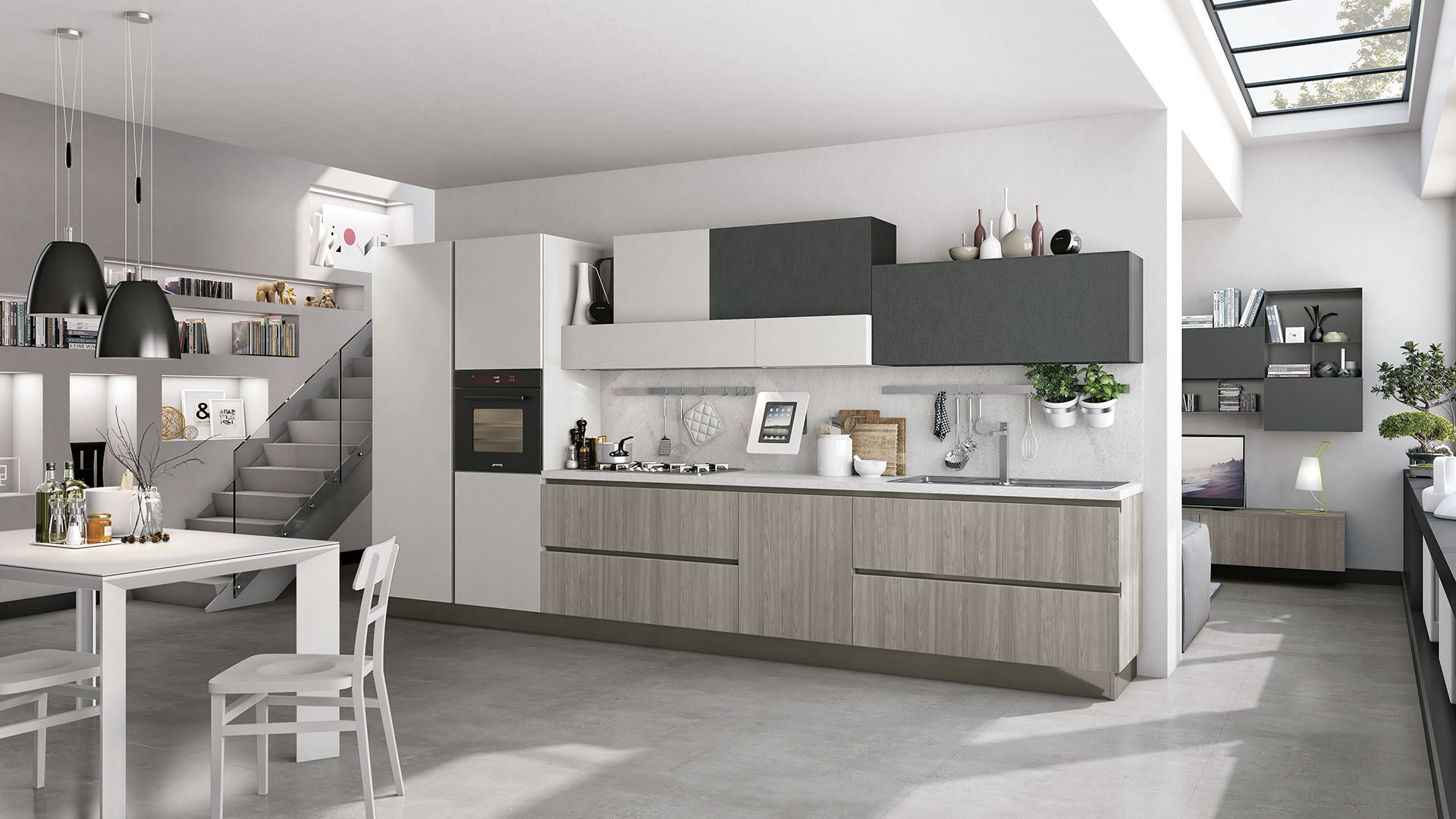 Cucine Colori Chiari - Home Design E Interior Ideas - Refoias.net