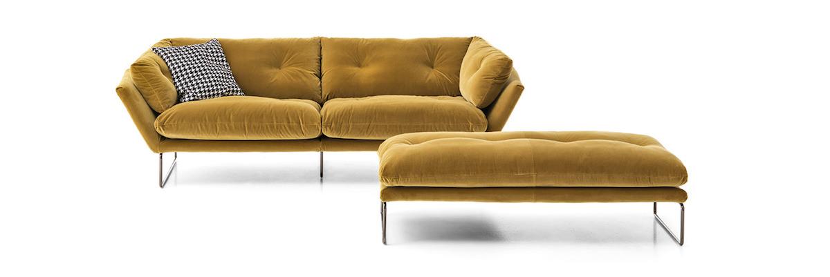 Divani relax design saba italia avant new york suite 3 for Divani design italia