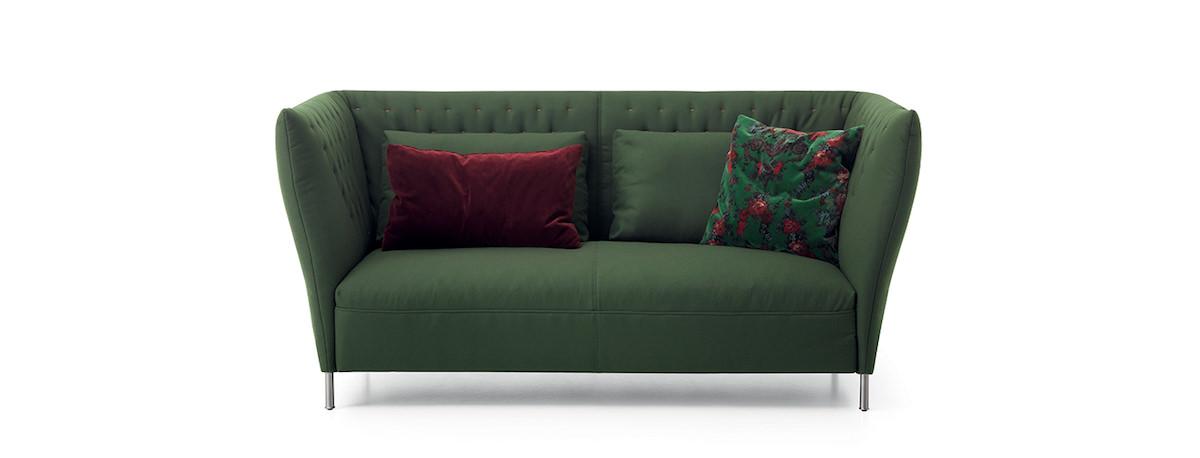 Divani relax design saba italia avant quilt 2 for Divani design italia
