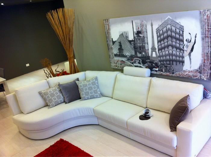 Divano doimo in tessuto rafaschieri arredamenti - Prodotti per pulire il divano in tessuto ...