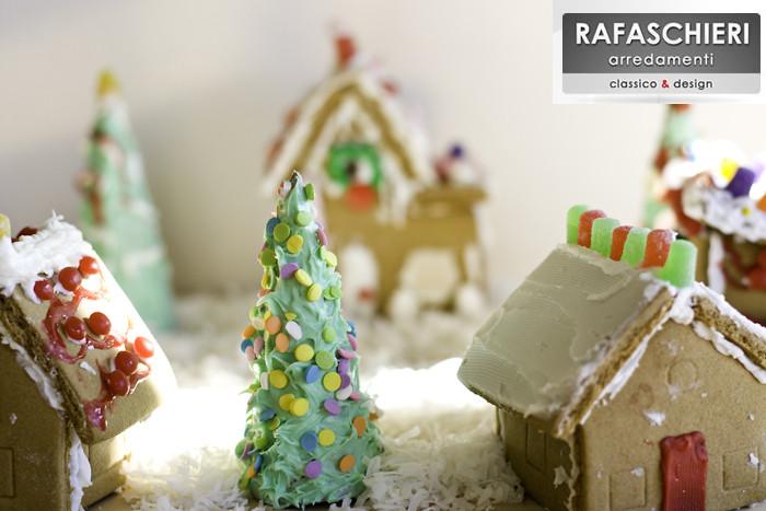 Casetta Di Natale Con Biscotti : Otto miky casetta di biscotti