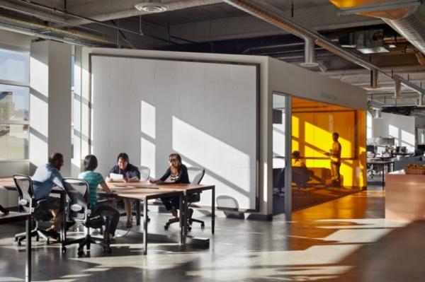 Ufficio Open Space Opinioni : Il design in ufficio cos è la huddle room design street