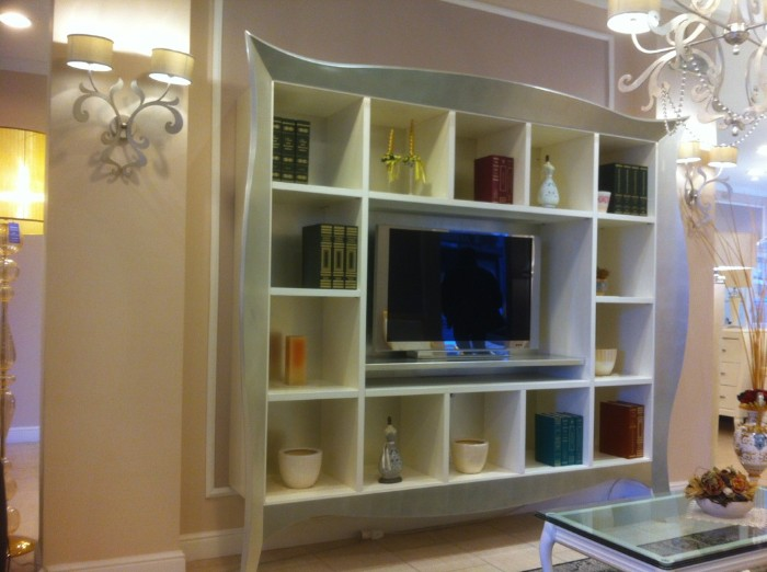 Cornice libreria porta TV in offerta - Rafaschieri Arredamenti