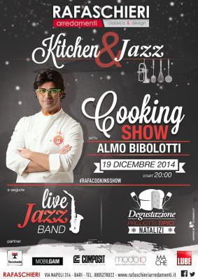 Cooking Show con Almo Bibolotti - 19 dicembre 2014da Rafaschieri Arredamenti #rafacookingshow