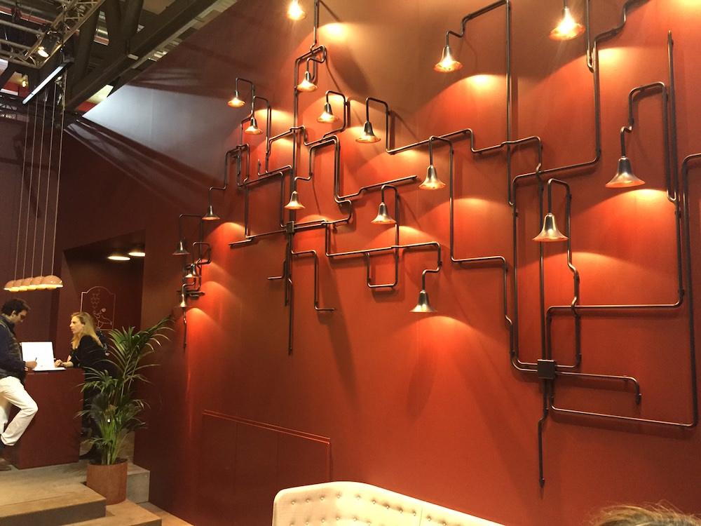 Rafaschieri arredamenti in visita al salone del mobile for Arredamenti etnici milano