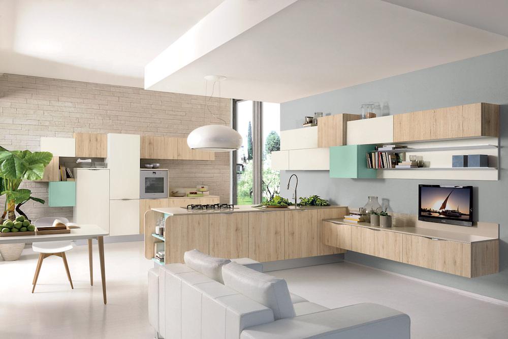 Le 4 tendenze d arredo in cucina pi diffuse a bari for Complementi arredo cucina