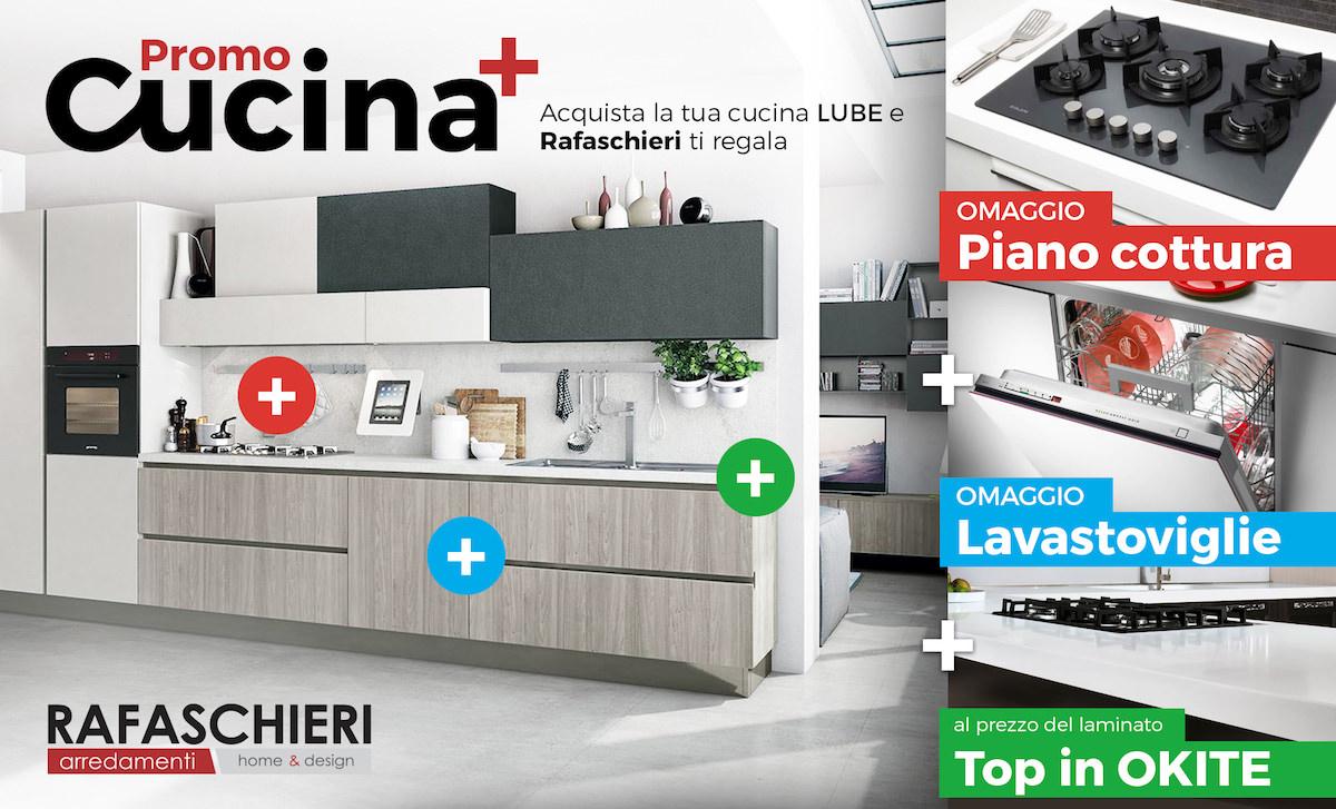 CUCINA + la Super Promozione che ti regala il piano cottura e la ...