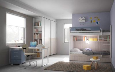 Camerette salvaspazio per bambini e ragazzi, la nostra selezione delle più scelte a Bari