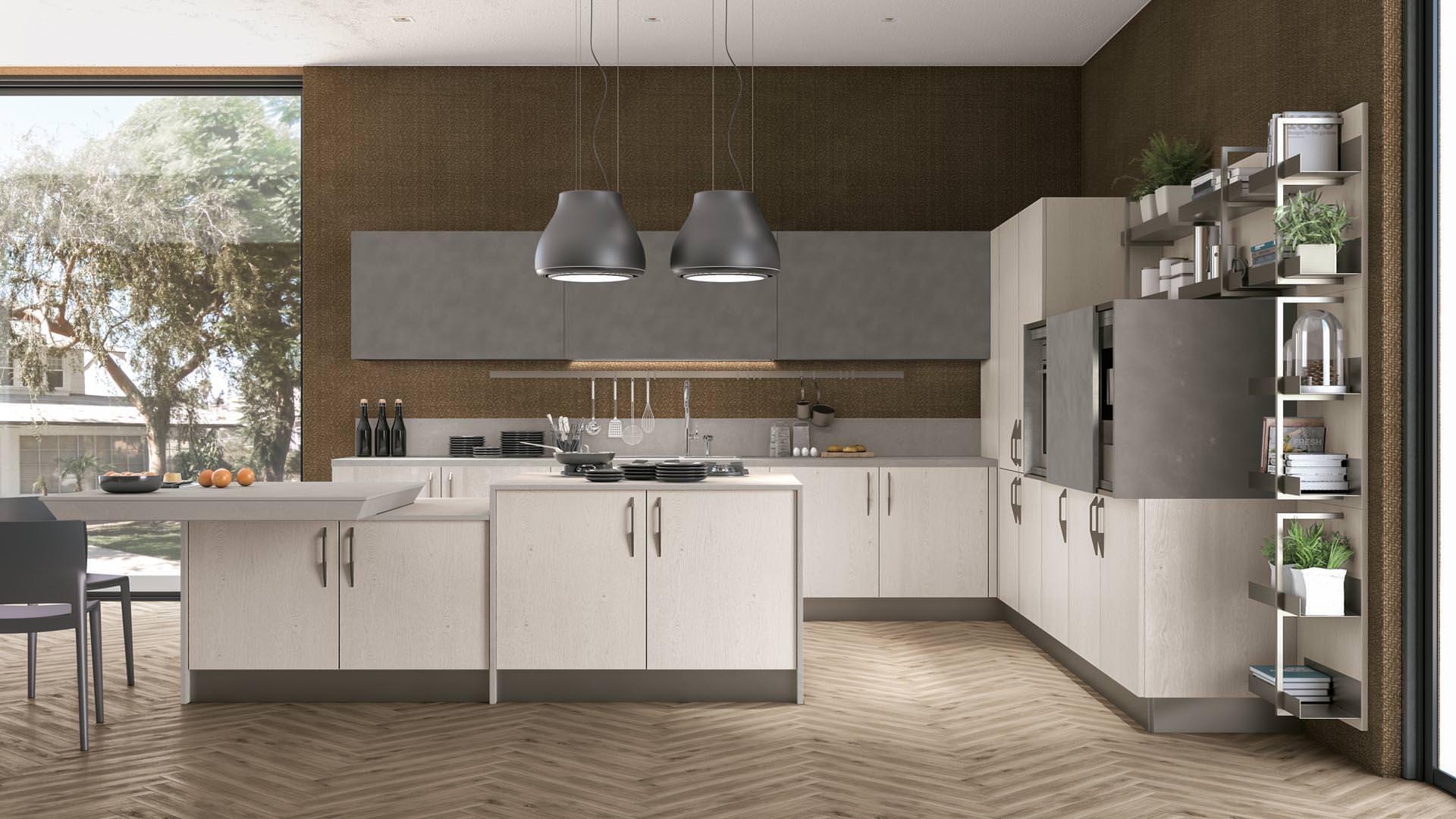 Emejing lube cucine moderne ideas ideas design 2017 - Cucine 2017 moderne ...