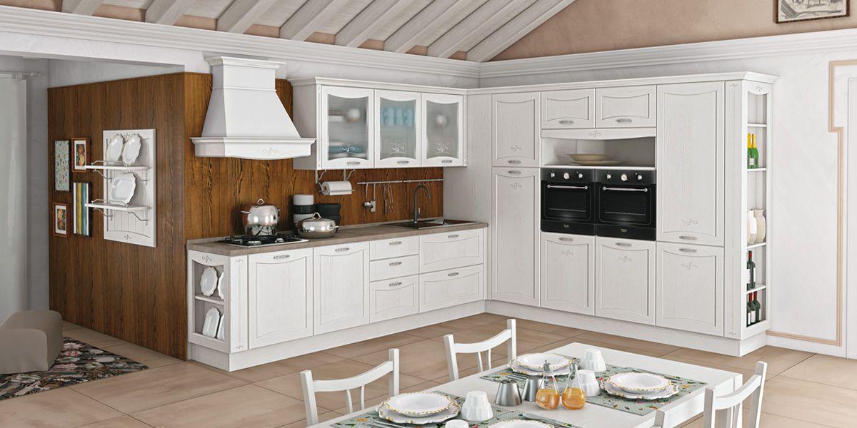 Cucina \'AUREA\' di Creo kitchens: il Classico, il Contemporaneo e l ...