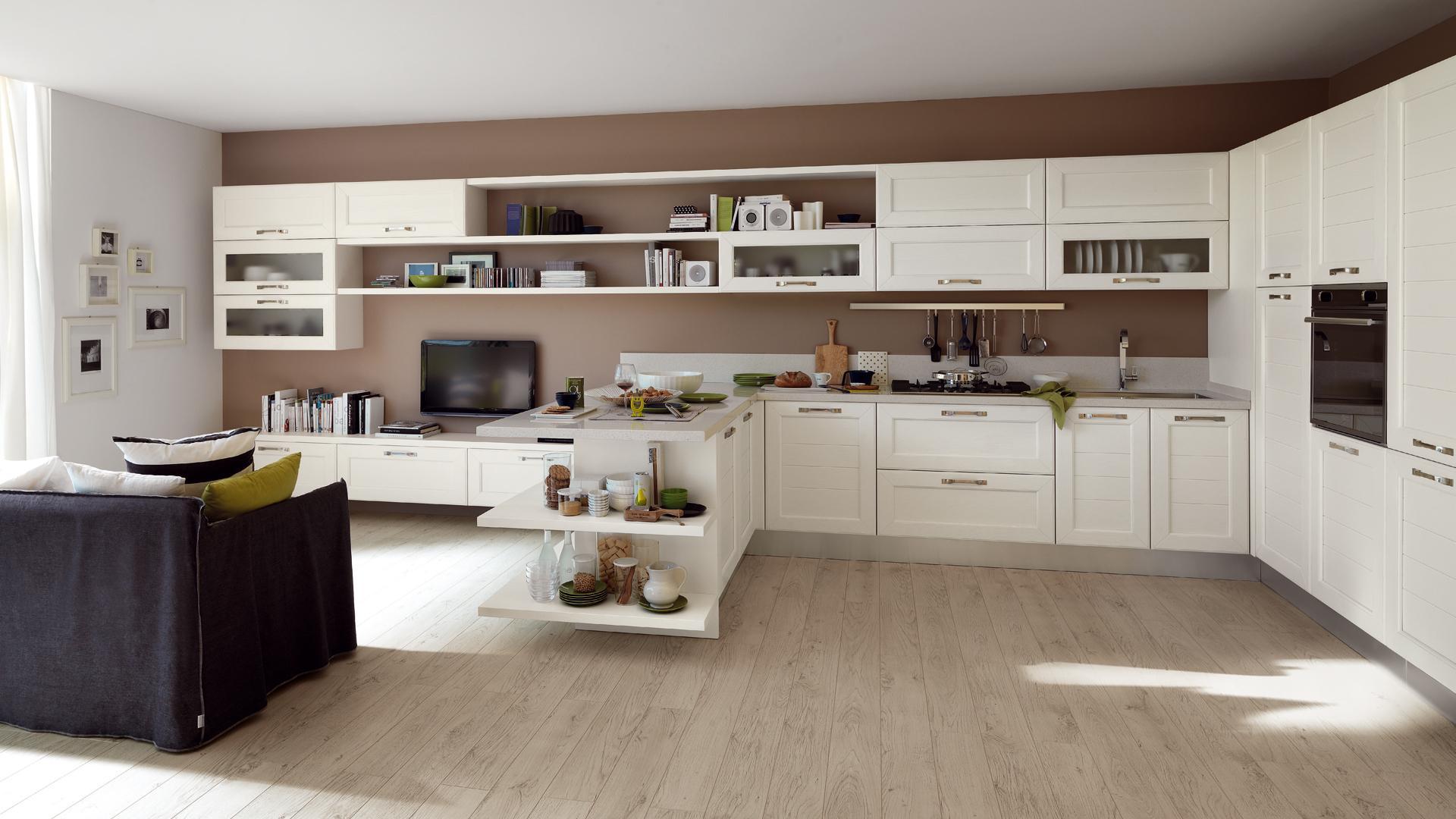 Cucina Lube Claudia Stile Contemporaneo Per Una Bellezza