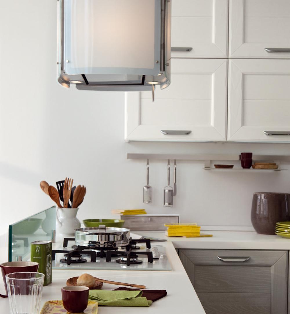 Cucina LUBE \'CLAUDIA\' - stile contemporaneo per una bellezza ...