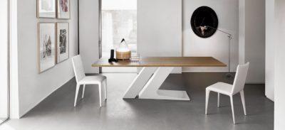 Collezione Tavoli BONALDO - dinamismo creativo per una zona giorno originale - pt. 2/2