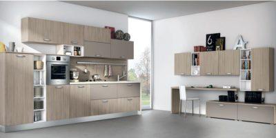 Cucina Creo Kitchens 'ALMA' - nuance calde e accoglienti, scopri l'eleganza della tua cucina
