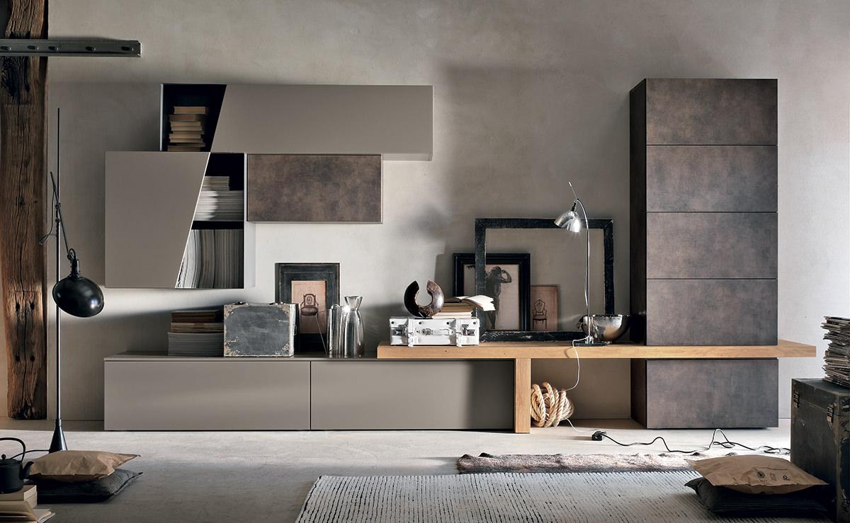 Mobili per un soggiorno moderno: idee e soluzioni ...
