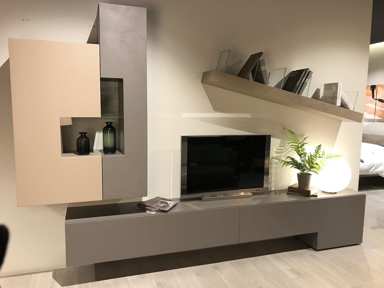 Beautiful parete attrezzata design contemporary amazing - Parete attrezzata design ...