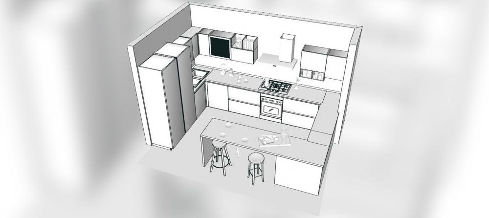 Le 5 categorie di cucina per coprire qualsiasi necessità ...