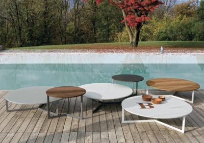Tavolini comodi e pratici di Gruppo Tomasella, complementi d'arredo indispensabili per le stanze