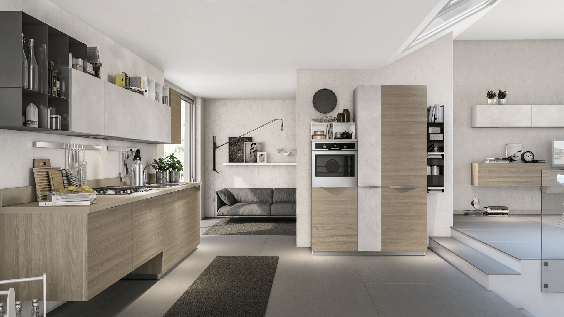 I Colori In Cucina Le Tonalita Da Scegliere In Base Al Vostro Arredamento Rafaschieri Arredamenti