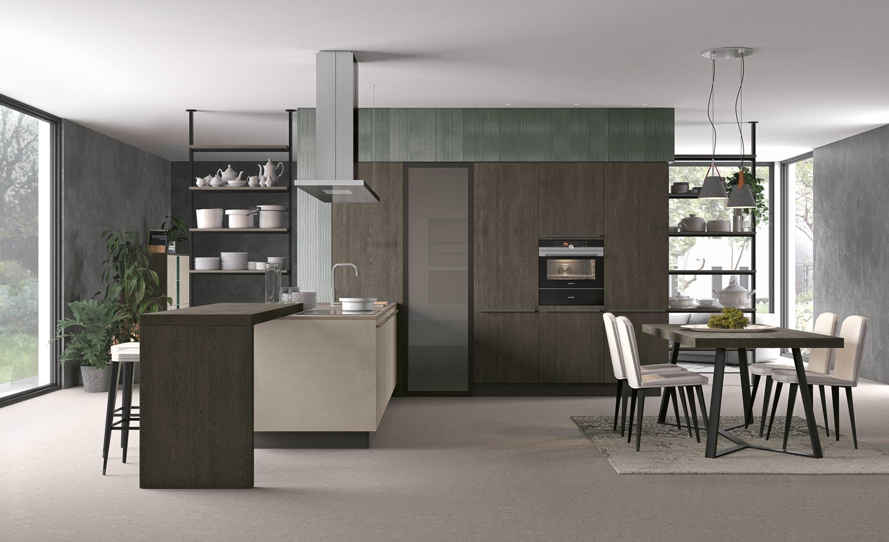 I colori in cucina, le tonalità da scegliere in base al ...