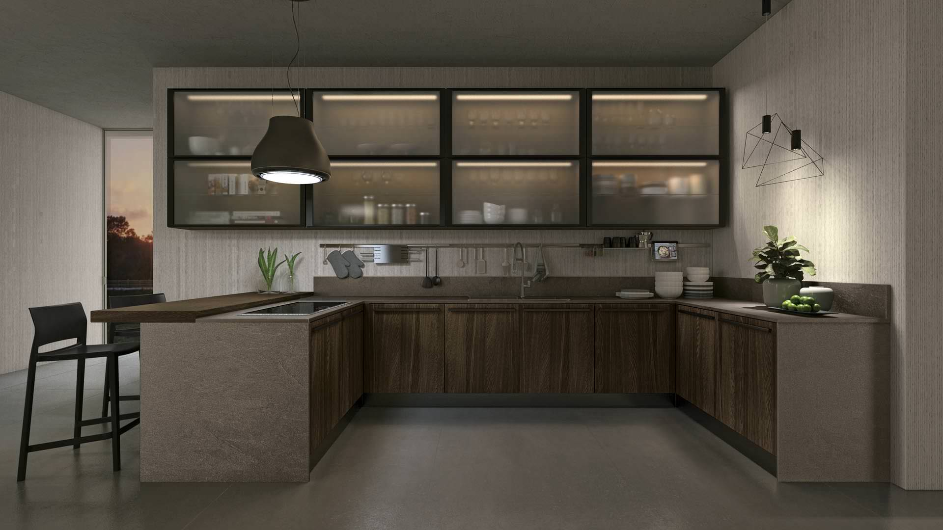 I colori in cucina, le tonalità da scegliere in base al vostro ...