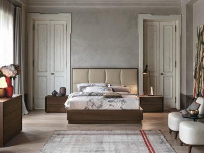 Letti matrimoniali in legno by Gruppo Tomasella - comfort totale e ambiente sano