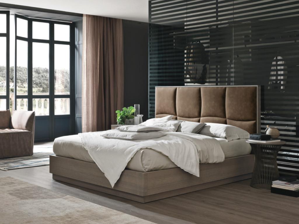 Letti matrimoniali in legno by Gruppo Tomasella - comfort totale e ...