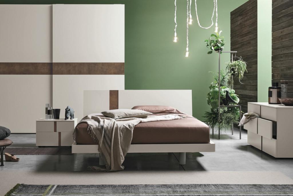 Letti matrimoniali in legno by Gruppo Tomasella - comfort ...