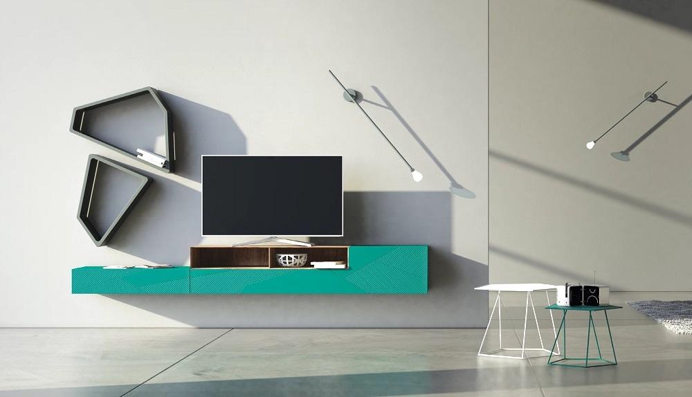 Idee per un soggiorno moderno ecco le soluzioni by voltan for Voltan mobili