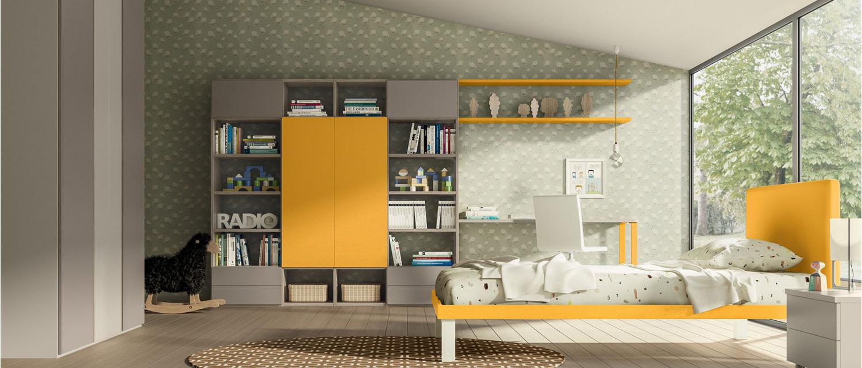 Soluzioni Arredo Camere Ragazzi camerette by zg mobili - fascino espressivo e soluzioni