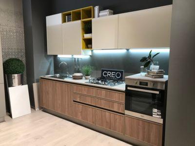 Cucina LUBE/CREO - completa di elettrodomestici