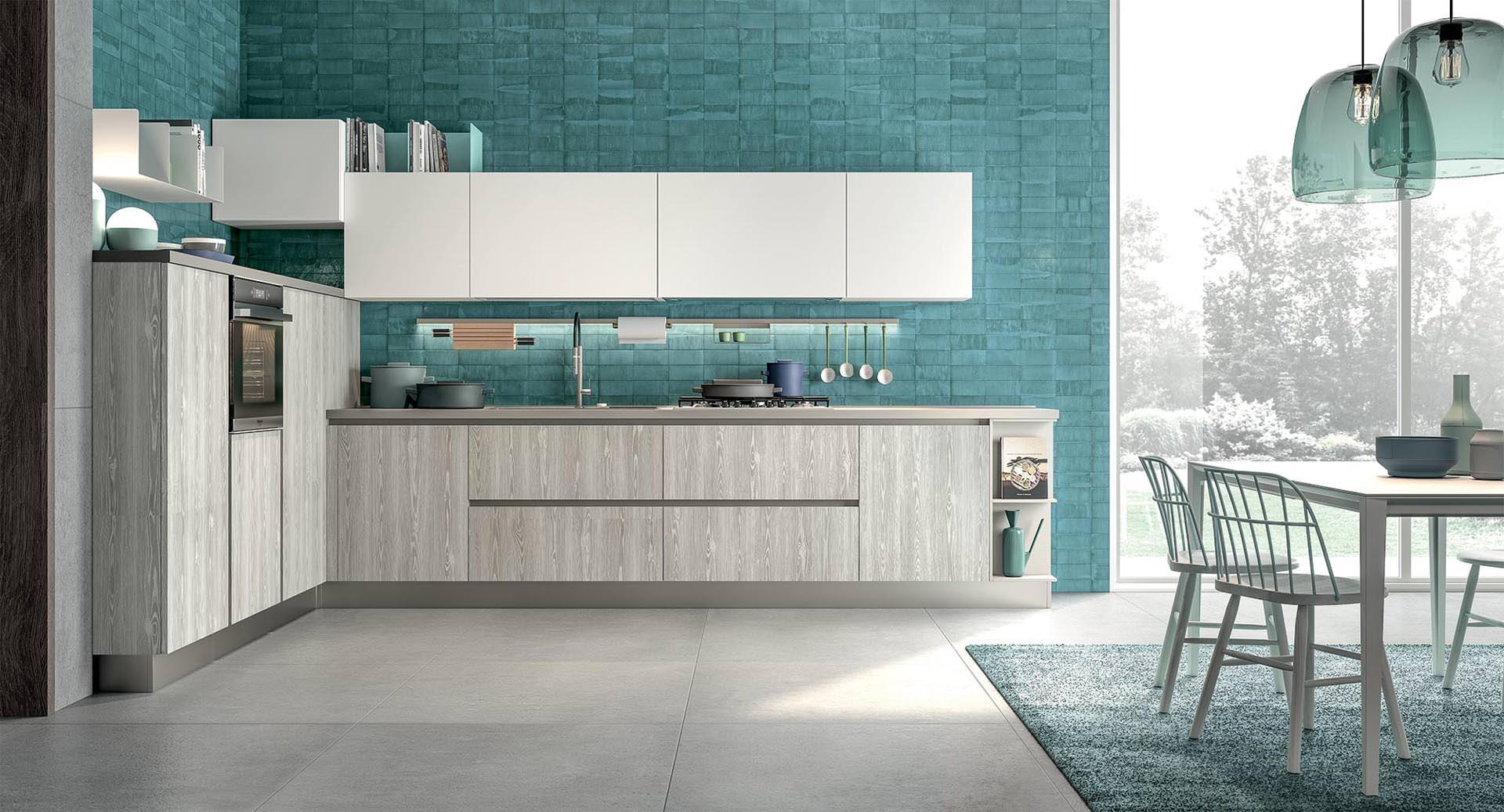 Ricambi Cucine Lube Napoli cucina lube immagina plus - molteplici soluzioni per una